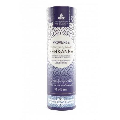 Ben&Anna - Naturalny dezodorant na bazie sody LAWENDA 60g