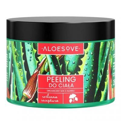 Aloesove - Peeling cukrowo-solny do ciała 250ml