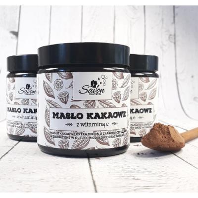 Savon - Masło kakaowe z witaminą E 120ml