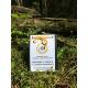 Miodowa Mydlarnia - Mydło detoksykujące Borowina z olejkiem sosnowym 100g