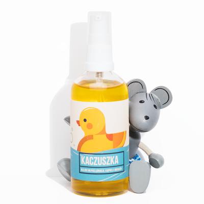Cztery Szpaki - Kaczuszka olejek do pielęgnacji i masażu 100ml