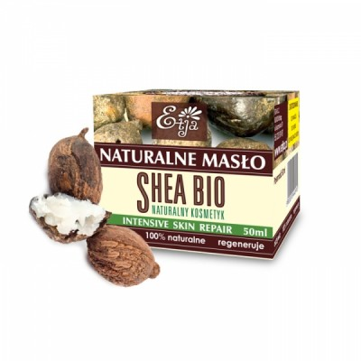 Etja - Masło Shea BIO słoik 50ml