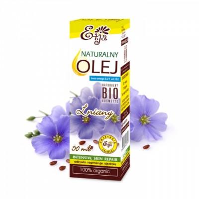 Etja - Olej lniany BIO 50ml