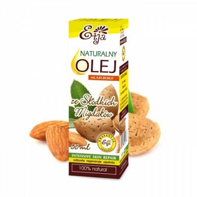 Etja - Olej ze słodkich migdałów 50ml