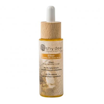 Shy Deer - Eliksir do twarzy, ciała i włosów 30ml