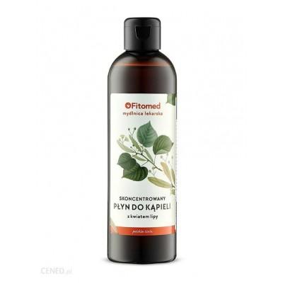 Fitomed - Płyn do kąpieli z kwiatem lipy 250ml
