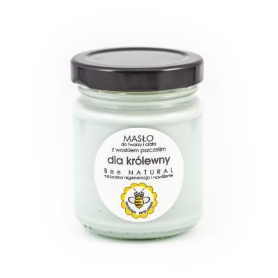 Miodowa Mydlarnia - Masło do ciała i twarzy Dla królewny 135 ml