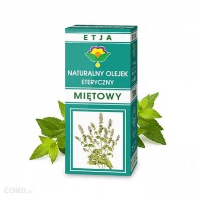 Etja - Eteryczny olejek Miętowy 10ml