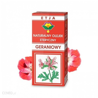 Etja - eteryczny olejek Geranium 10ml